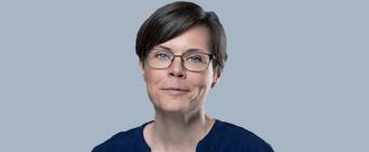 COWI employee Gitte Godsk Dargaard