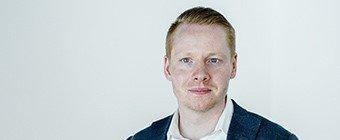 COWI employee Rene Lund Hansen