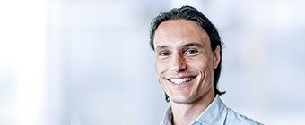 Alert Holtman er markeds- og prosjektsjef for Industri og prosess i COWI