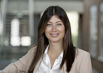 Natalie Shaverdian Riise-Knudsen, Group Chief Financial Officer