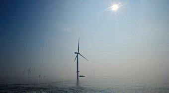 伦敦阵列海上风电场