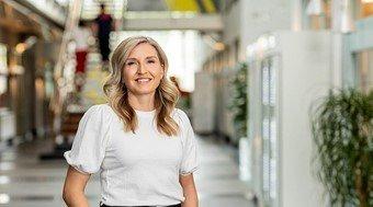 COWI employee Susanna Ohlin