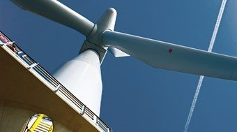 Windmill offshore